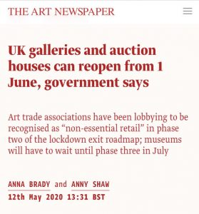 No46- The New Gallery Blog