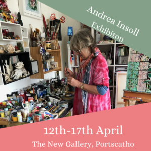 No60 -The New Gallery Blog -Andrea Insoll Show